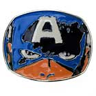 Captain America Buckle, Comic, Hollywood, Gürtelschnalle