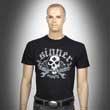 Original T-Shirt Sinner Supply Iron Cross Skull Gr. S-2XL
