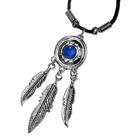Anhänger als Traumfänger, Dreamcatcher, Southwest Indian, Halskette