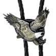 Bolo Tie Angreifender See- Adler Western Krawatte Bolotie