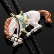 Bolo Tie Pferd - Westernpferd - Westernreiten - Bolotie