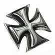 Anhänger Eisernes Kreuz, Iron Cross, Biker - 925er Silber