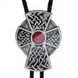 Bolotie Keltenkreuz Kelten celtic Knoten Bolo Tie Western Krawatte