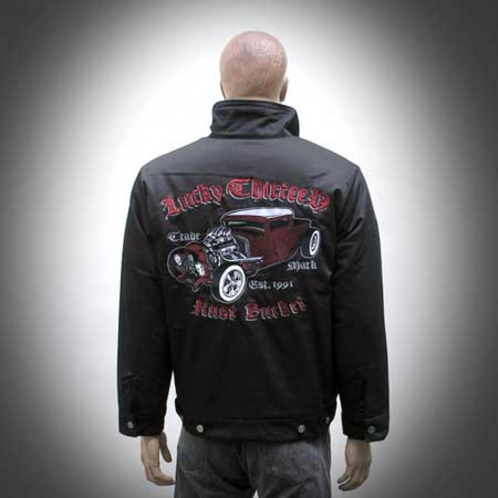 "Original LUCKY-13 Work-Jacket Rust Bucket (""Rost-Eimer""), S - XXL"