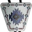 Bolo Tie Indianisches Southwest Muster, Tribal, Western