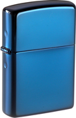 Original Zippo Sapphire - Saphir-Blau - Classic Regular