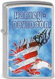Original Zippo Harley-Davidson US Eagle, Adler, Seeadler