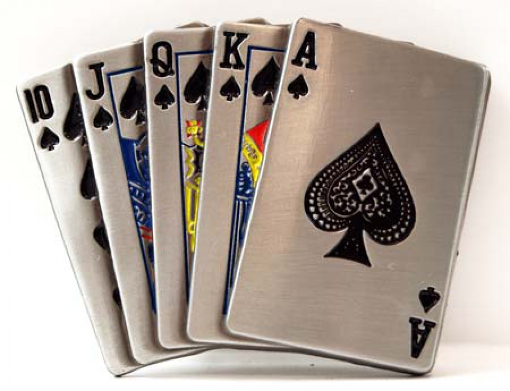 royal flush odds texas holdem