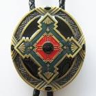 Bolo Tie Celtic Cross, Kelten-Kreuz, Bolotie, Western-Krawatte