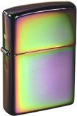 Zippo Rainbow Spectrum, in den Farben des Regenbogens